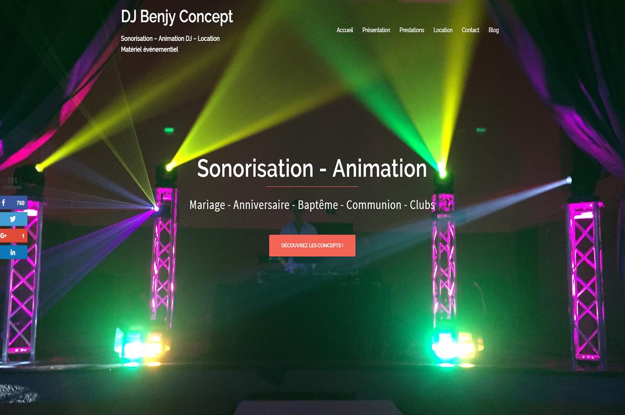 DJ Benjy Concept