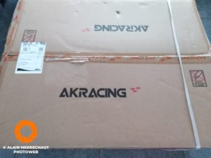 AK Racing Octane Gaming Chair Test