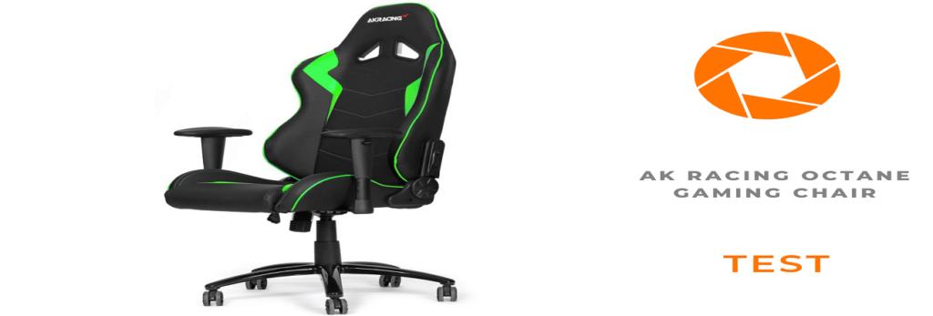 AK Racing Octane Gaming Chair Test