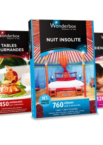 Concours Wonderbox