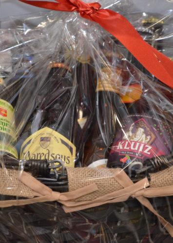 Concours Spécial Fêtes : Remportez un panier cadeau garni de 30 € !