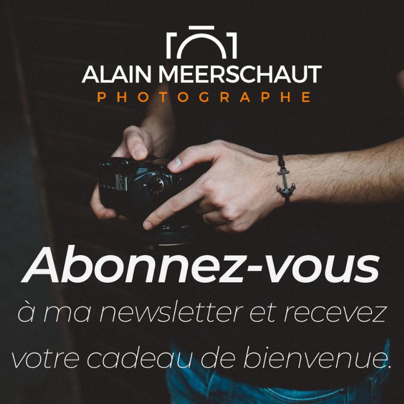 Cadeau de bienvenue newsletter